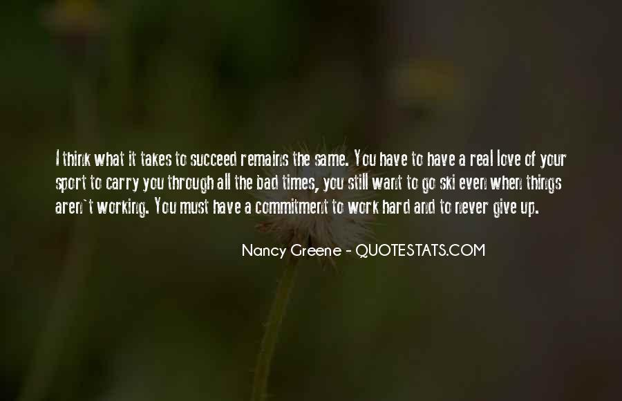 Quotes About What It Takes To Succeed #1754649