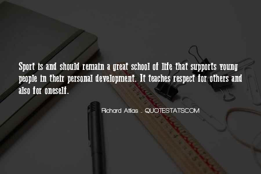 Quotes About What Life Teaches You #192115