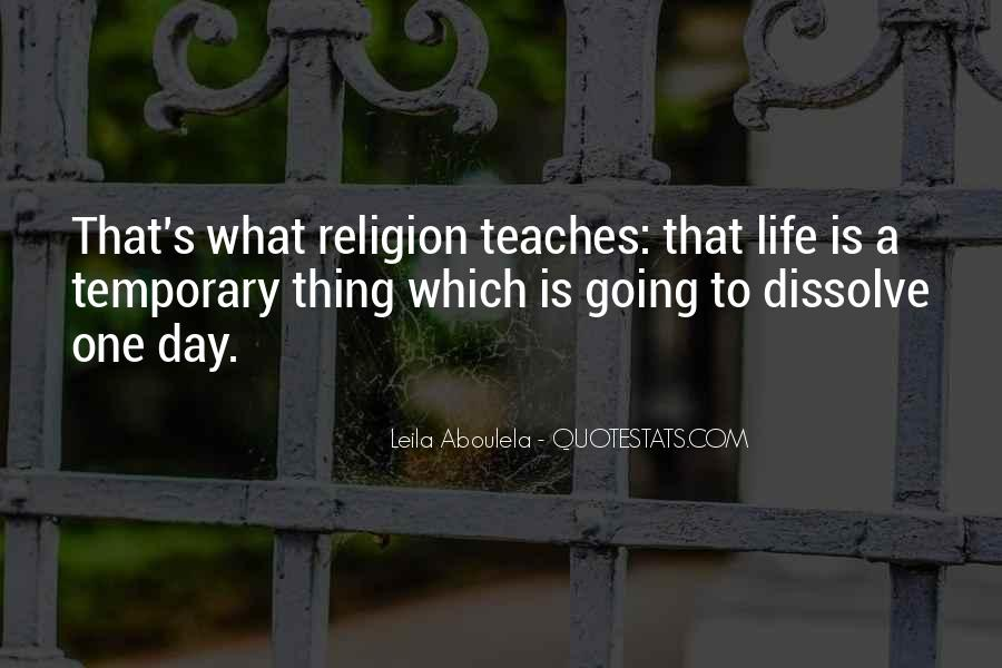 Quotes About What Life Teaches You #222111