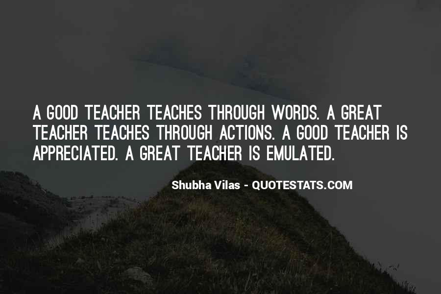 Quotes About What Life Teaches You #423769