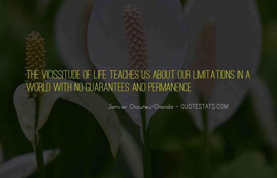 Quotes About What Life Teaches You #65626