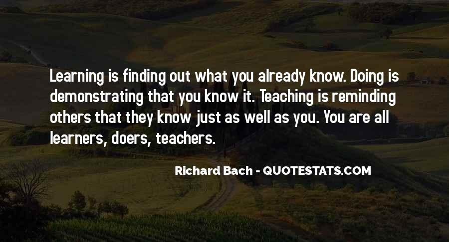 Quotes About What You Are Doing #107032