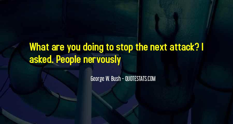 Quotes About What You Are Doing #58237