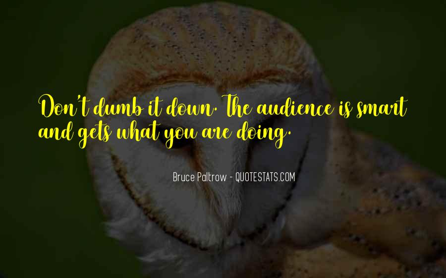 Quotes About What You Are Doing #96335