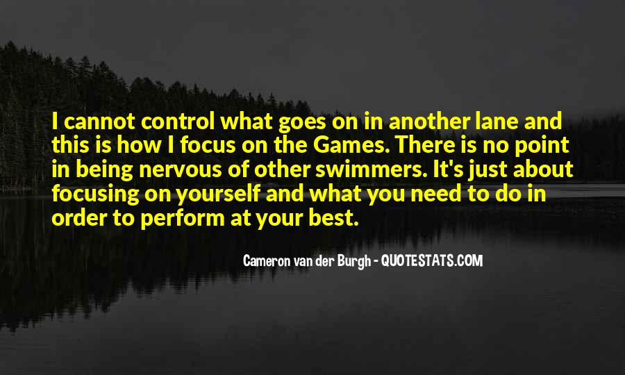 Quotes About What You Cannot Control #1427968