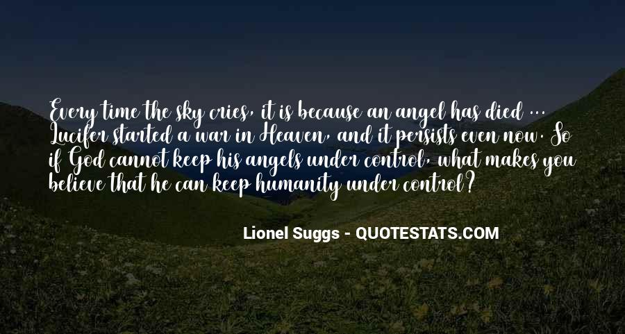 Quotes About What You Cannot Control #1452493