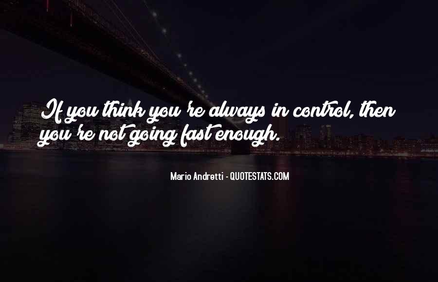 Quotes About What You Cannot Control #1997