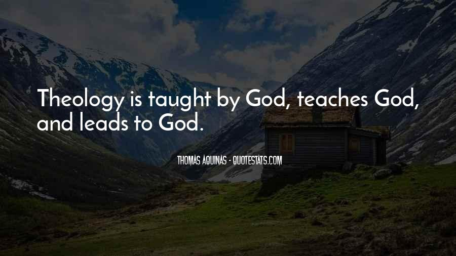 Quotes About Where God Leads You #18620