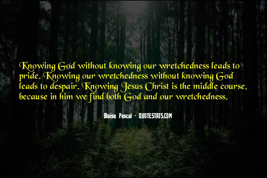 Quotes About Where God Leads You #232531