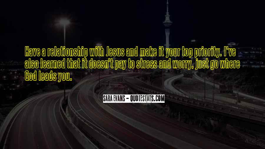 Quotes About Where God Leads You #831197
