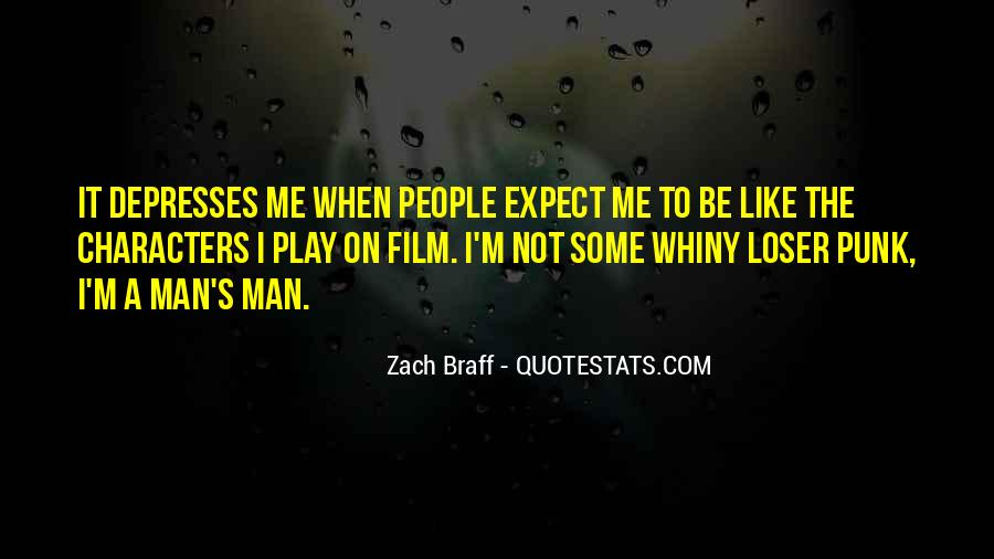 Quotes About Whiny People #1827977