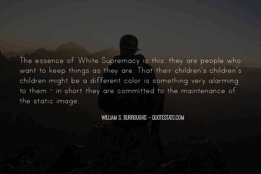 Quotes About White Color #230179