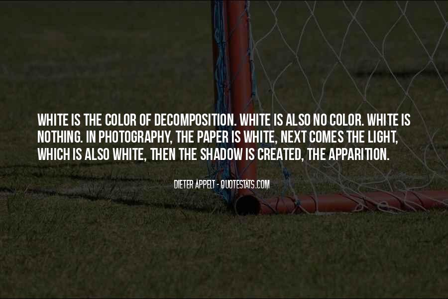 Quotes About White Color #23299