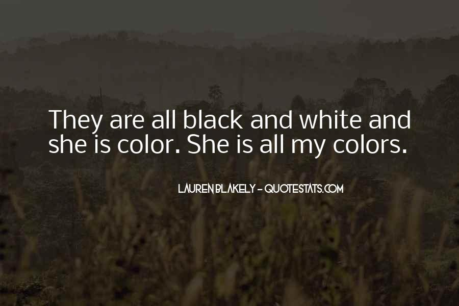 Quotes About White Color #265303