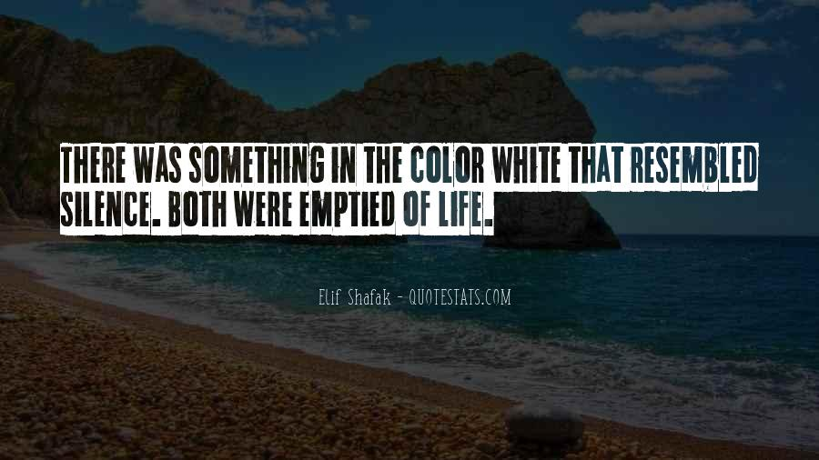 Quotes About White Color #293735