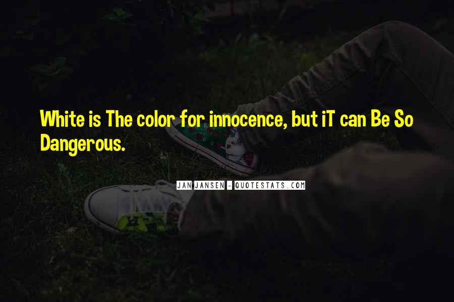 Quotes About White Color #494678