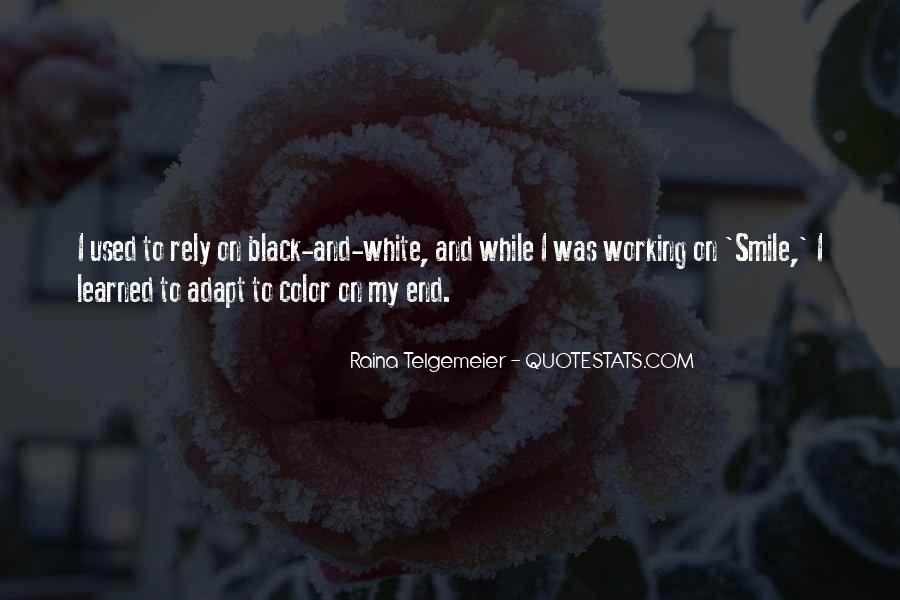 Quotes About White Color #507861