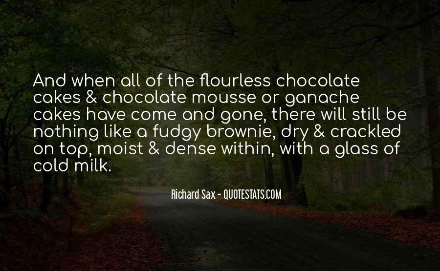 Quotes About Mousse #1733101