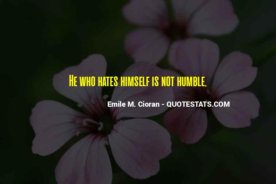 Quotes About Who Hates Me #124057
