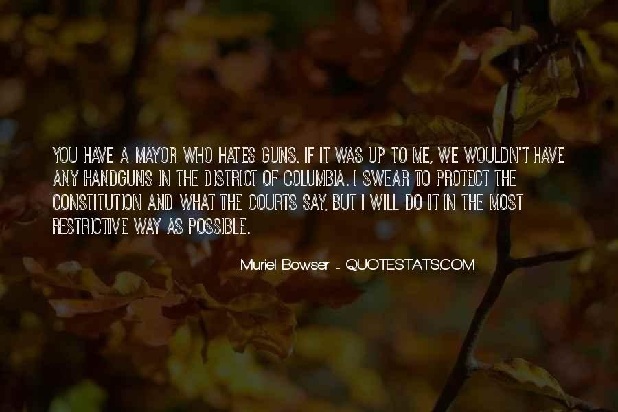 Quotes About Who Hates Me #197522