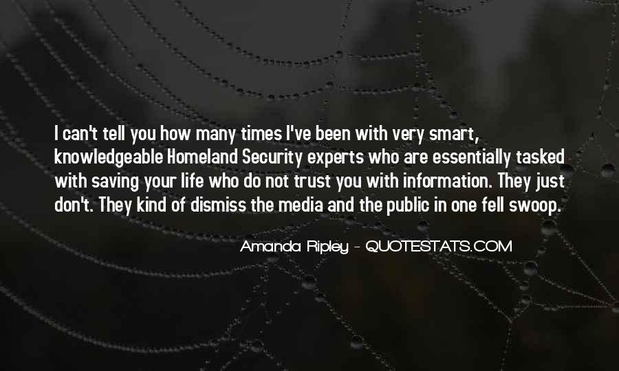 Quotes About Who You Can Trust #1098183