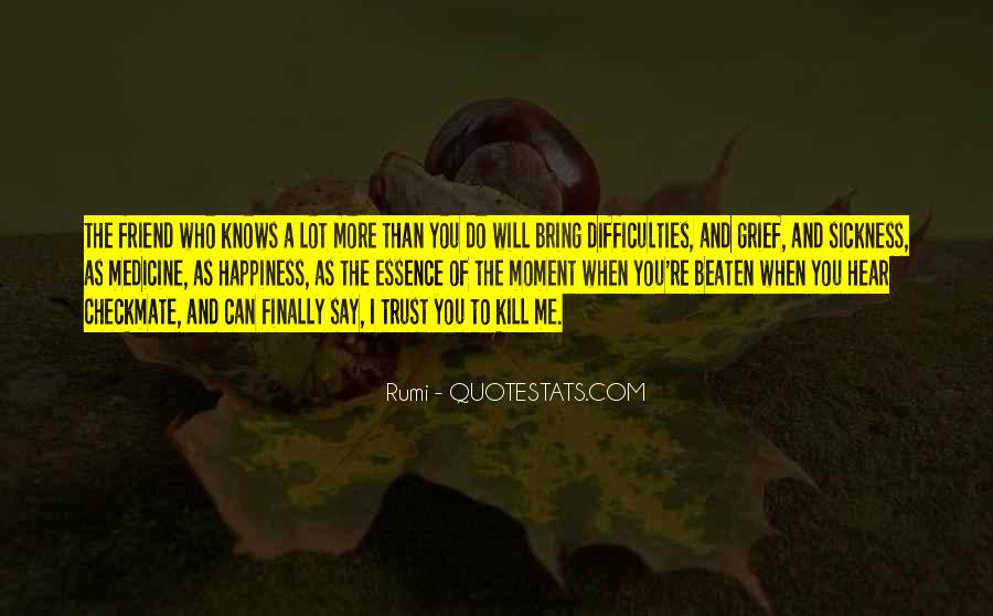 Quotes About Who You Can Trust #181046