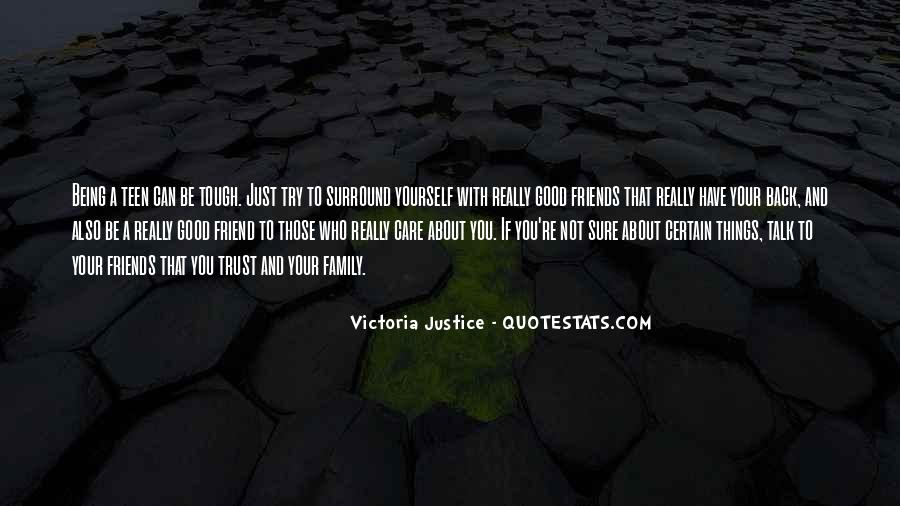 Quotes About Who You Can Trust #728863