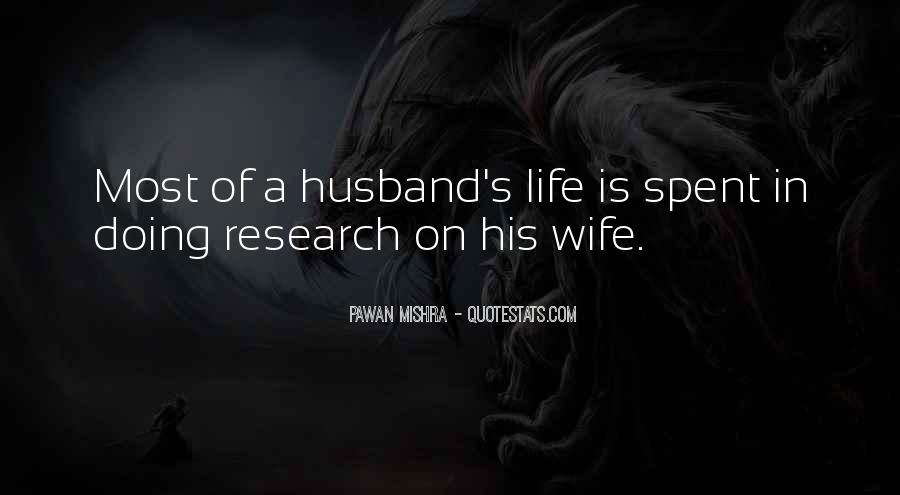 Quotes About Wife Funny #115523