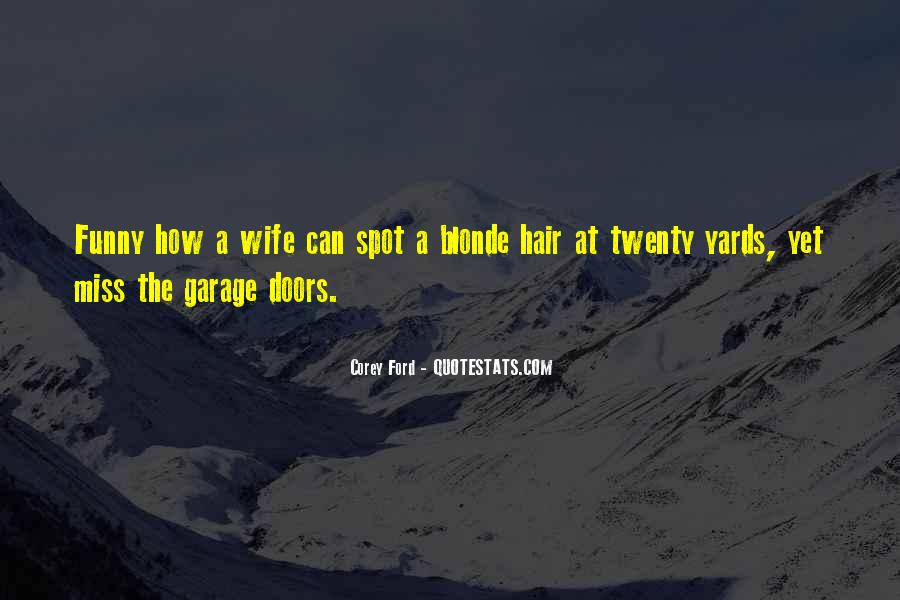 Quotes About Wife Funny #25440