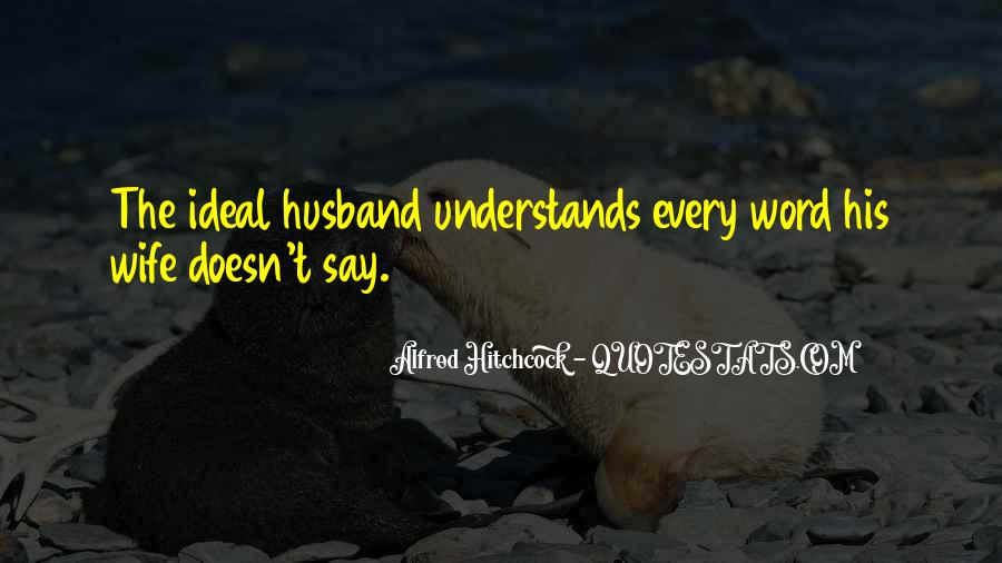 Quotes About Wife Funny #281274