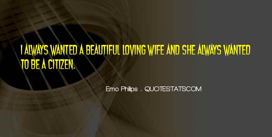 Quotes About Wife Funny #342374