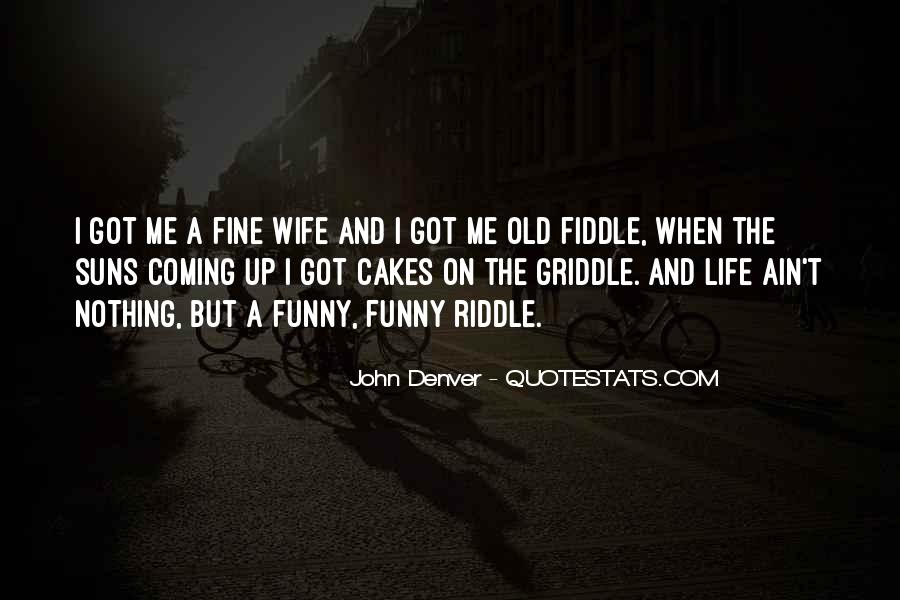 Quotes About Wife Funny #388175