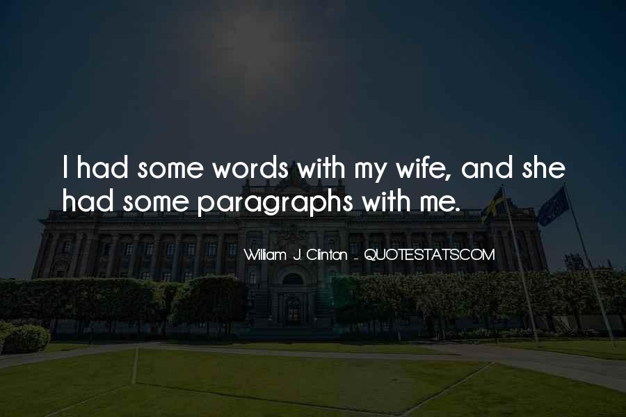 Quotes About Wife Funny #546267