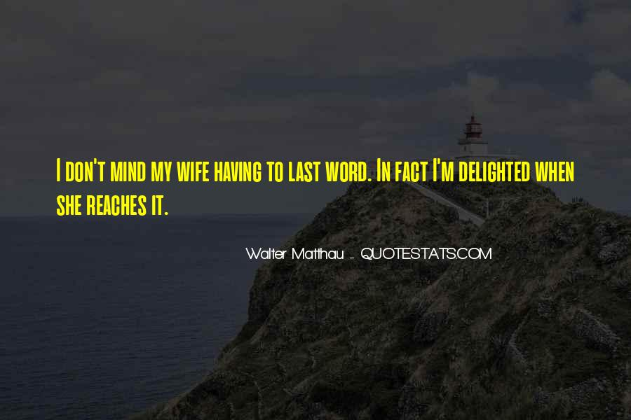 Quotes About Wife Funny #79546