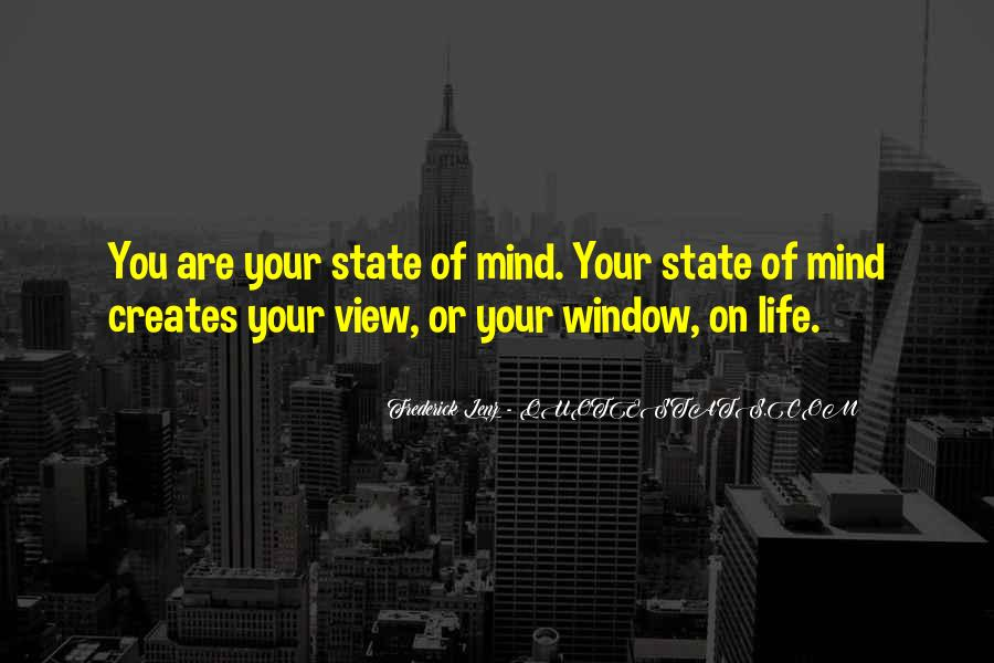 Quotes About Window View #1065598