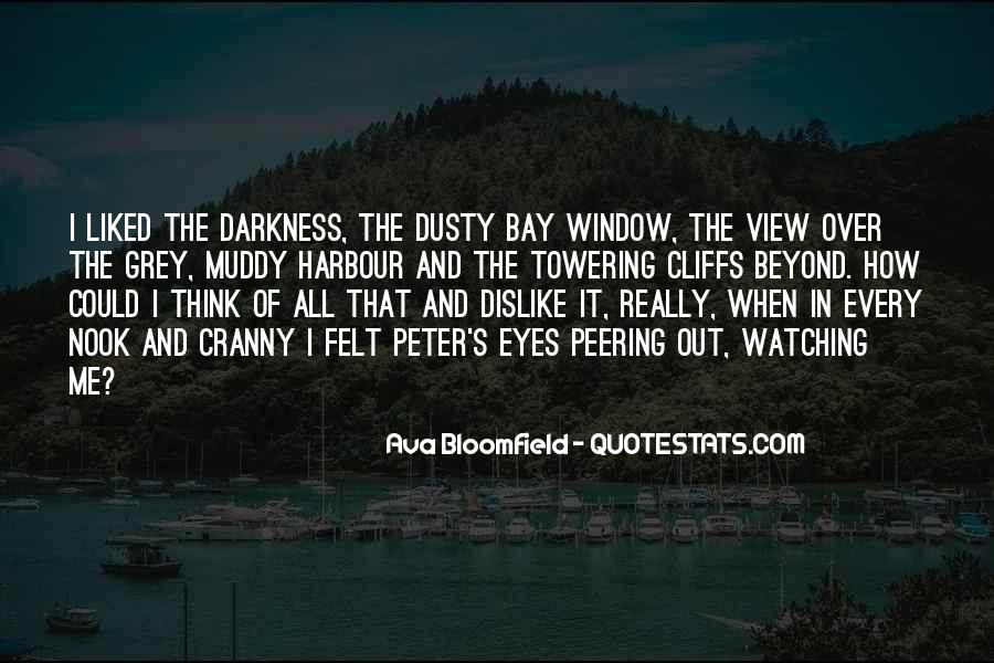 Quotes About Window View #1281147