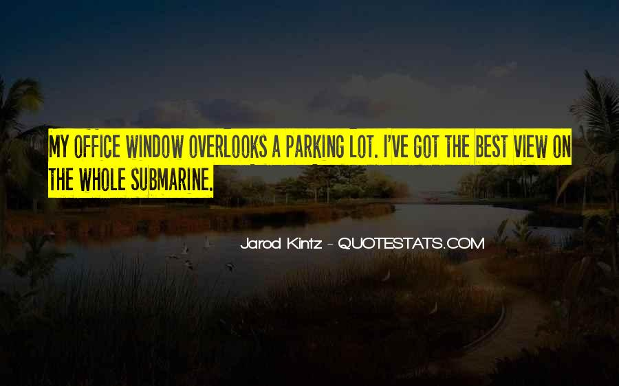 Quotes About Window View #400028