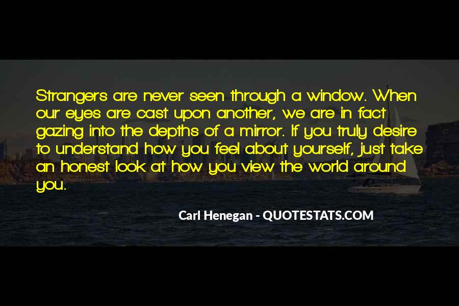 Quotes About Window View #448348