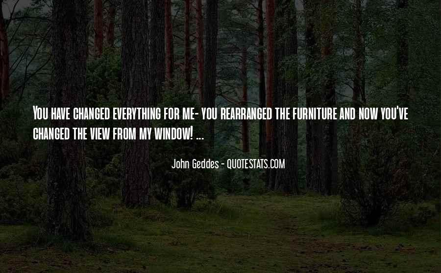 Quotes About Window View #464881