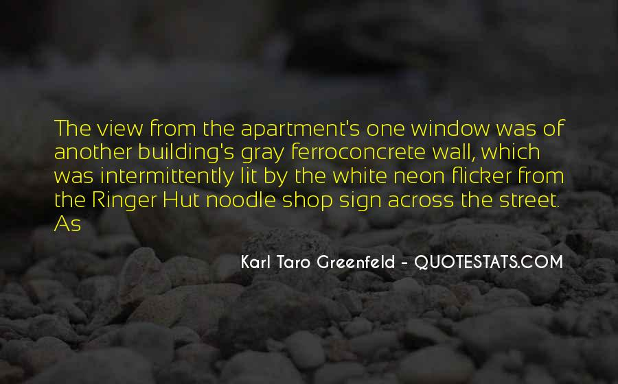 Quotes About Window View #577270