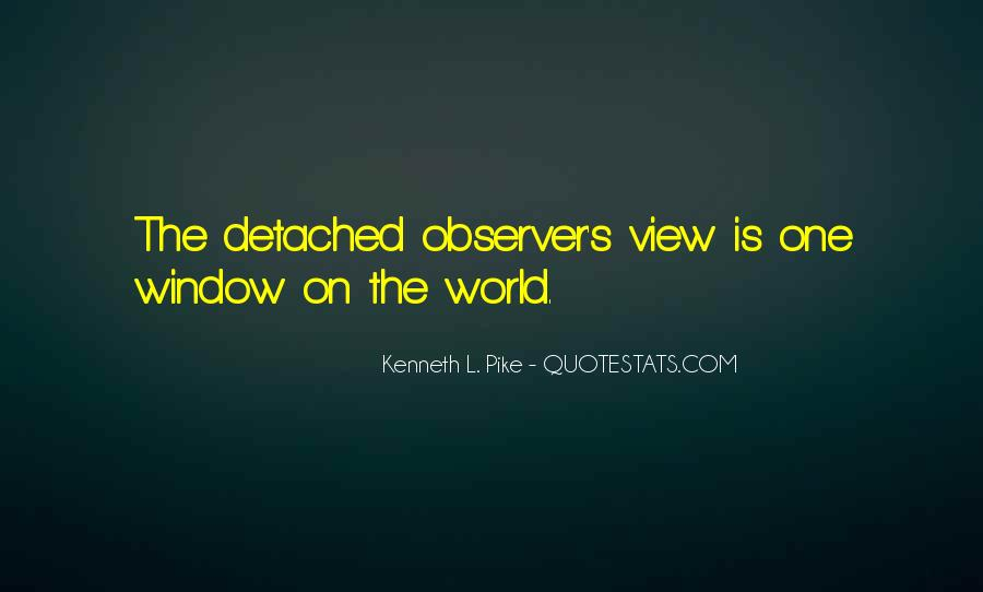 Quotes About Window View #653546