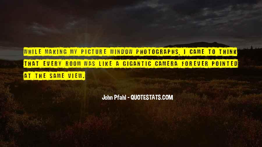 Quotes About Window View #938400