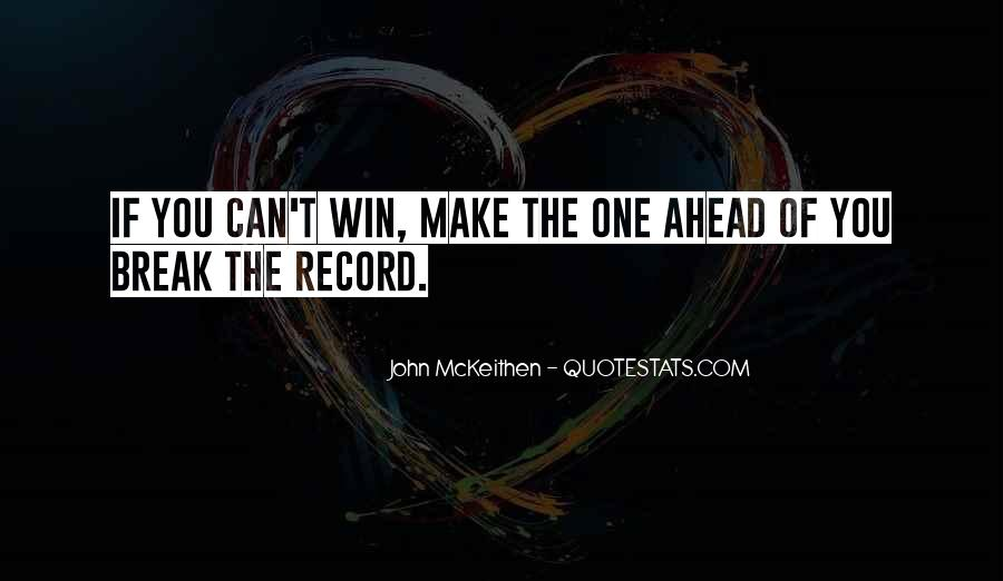 Quotes About Winning Sports #1158681