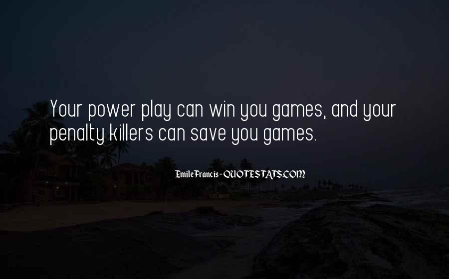 Quotes About Winning Sports #133107