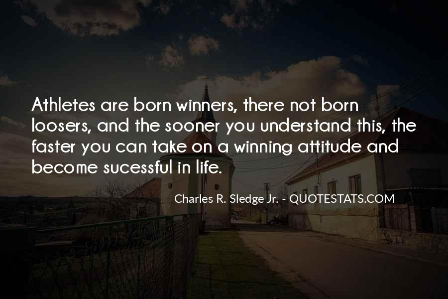 Quotes About Winning Sports #332813