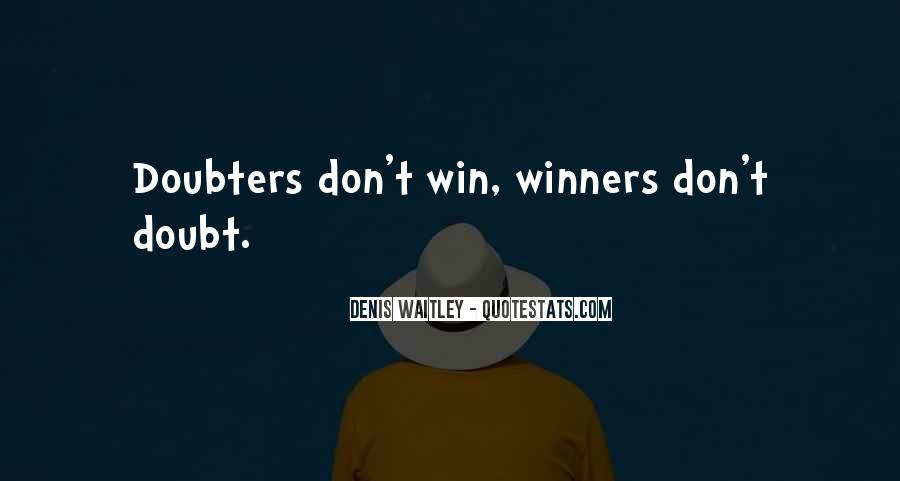 Quotes About Winning Sports #461035