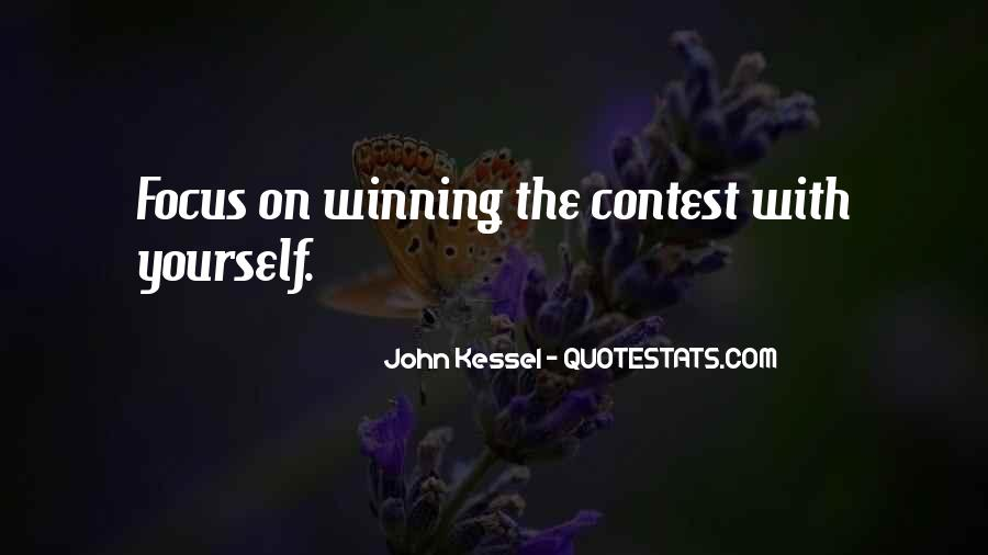 Quotes About Winning Sports #491559