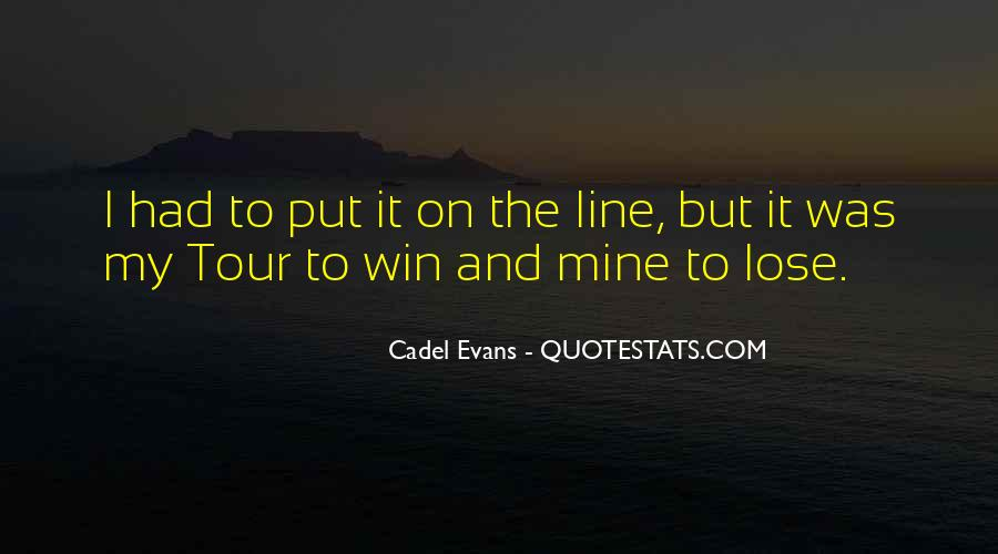 Quotes About Winning Sports #534332