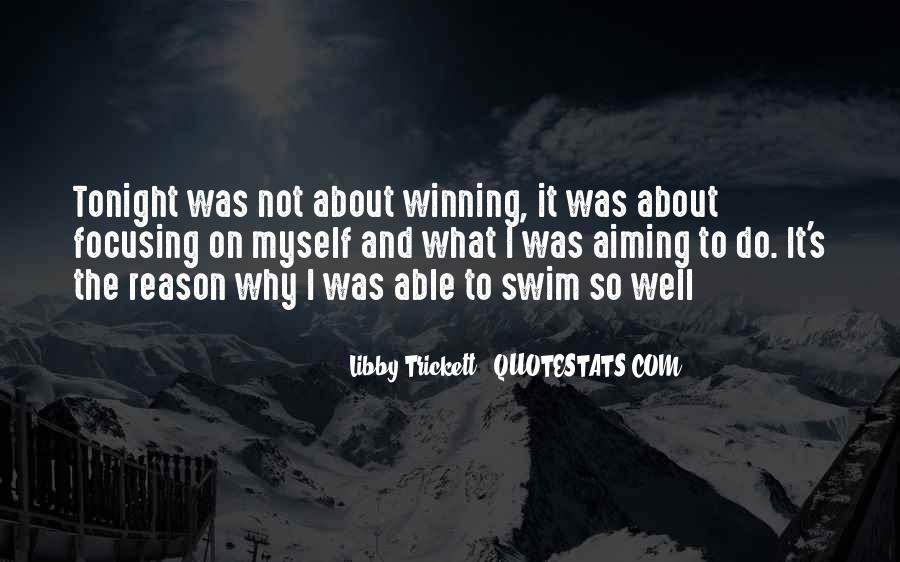 Quotes About Winning Sports #534885