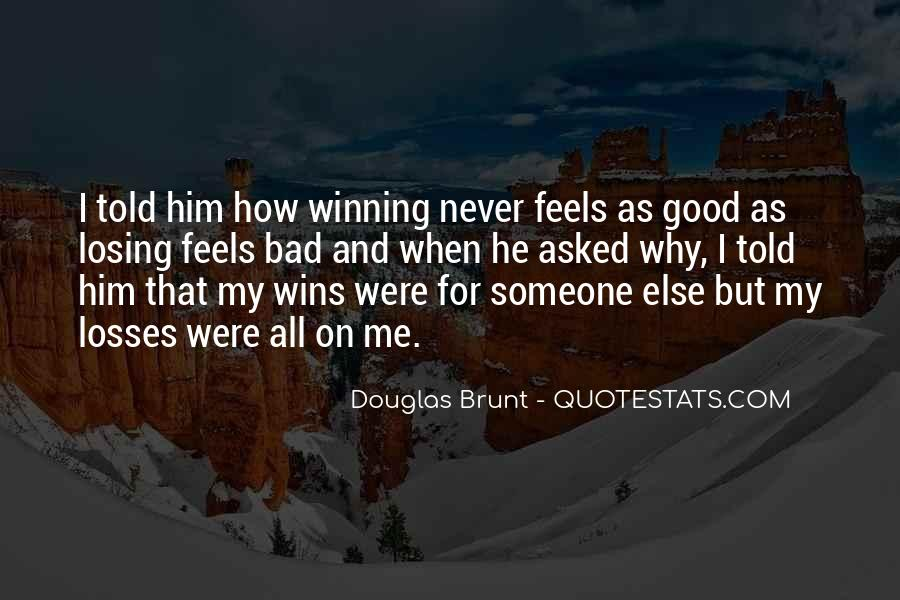 Quotes About Winning Sports #630573